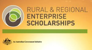 rural and regional enterprise scholarships